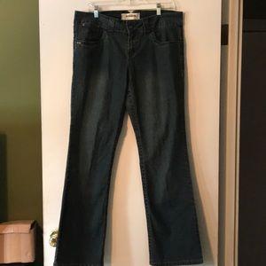 NWOT size 12 hydraulic jeans!